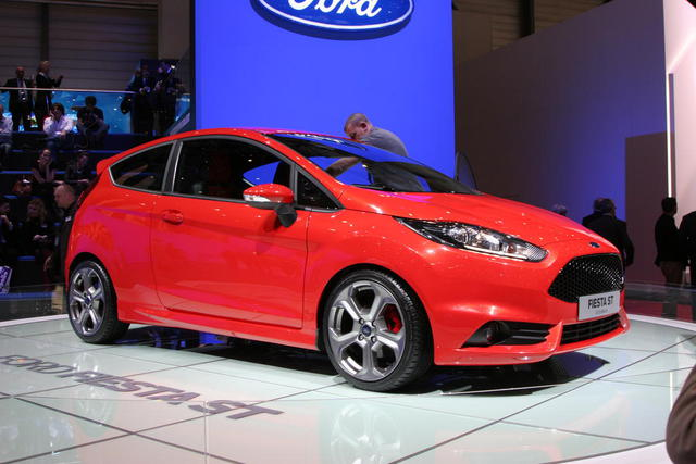 2013 Ford Fiesta St Archives