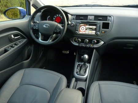 Review: 2012 Kia Rio SX Take Two - The Truth About Cars