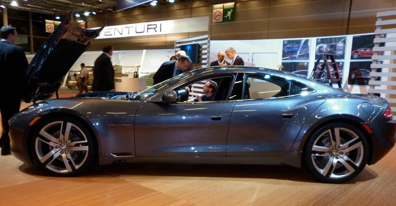 A123 Systems Recalling Battery Packs Used In Fisker Karma, Other ...