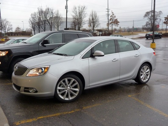 Review Buick Verano Take Two The Truth About Cars