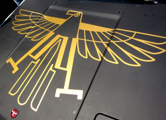 International Harvester Logo >> Toyota MR2: Fear the Robot Eagle! - The Truth About Cars