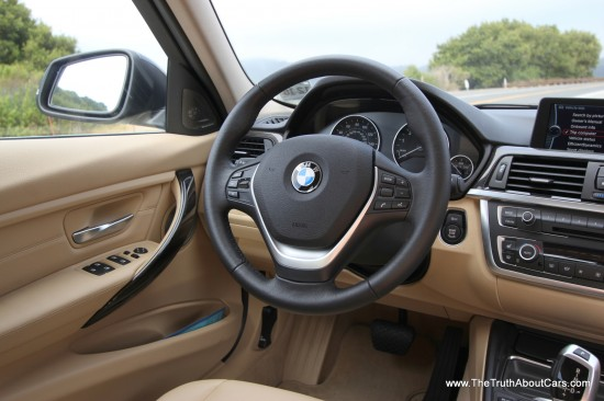 2017 Bmw 328i Automatic First Test Motor Trend