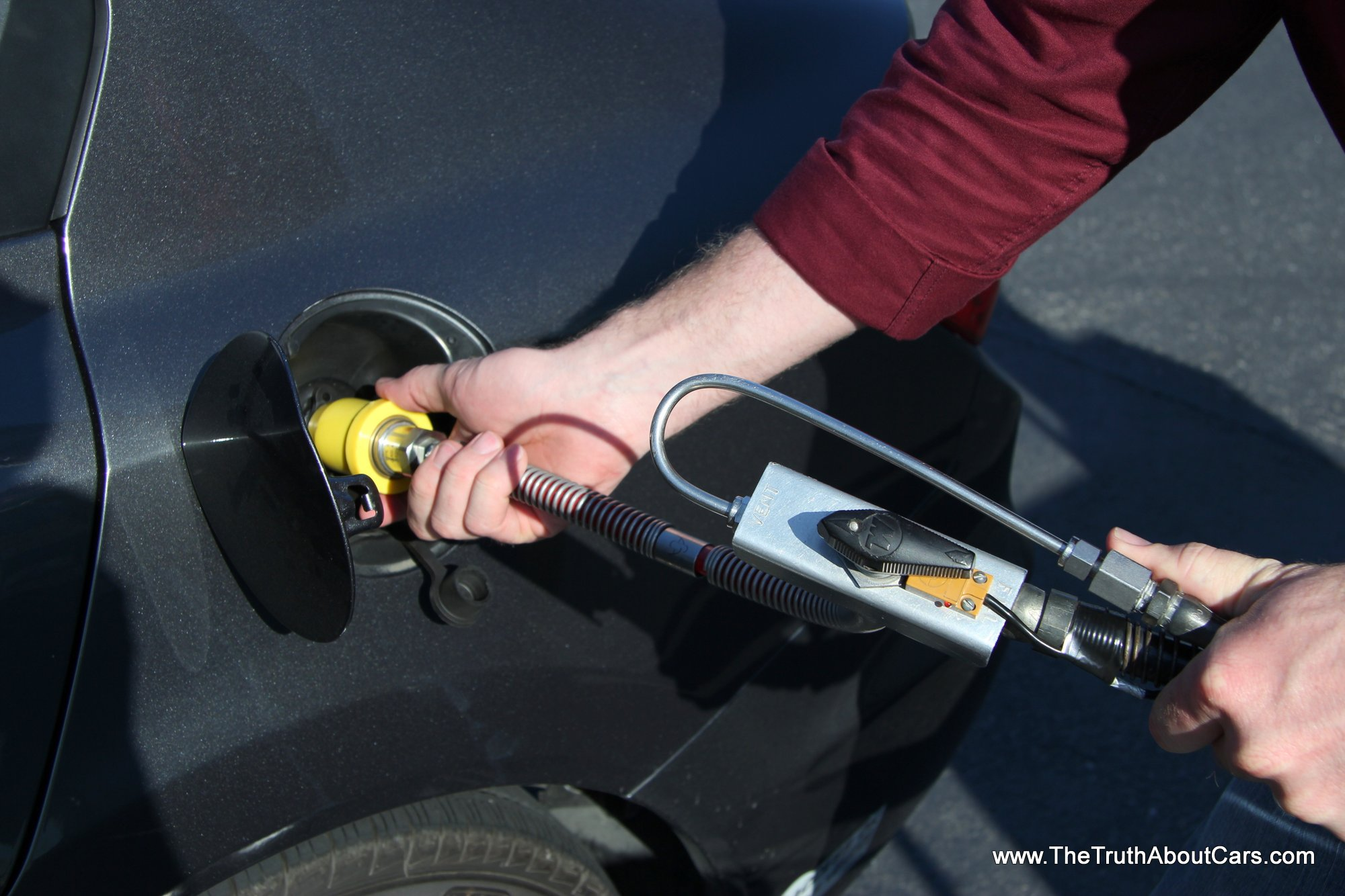 Eaton Ge Working On Affordable Cng Home Refueling