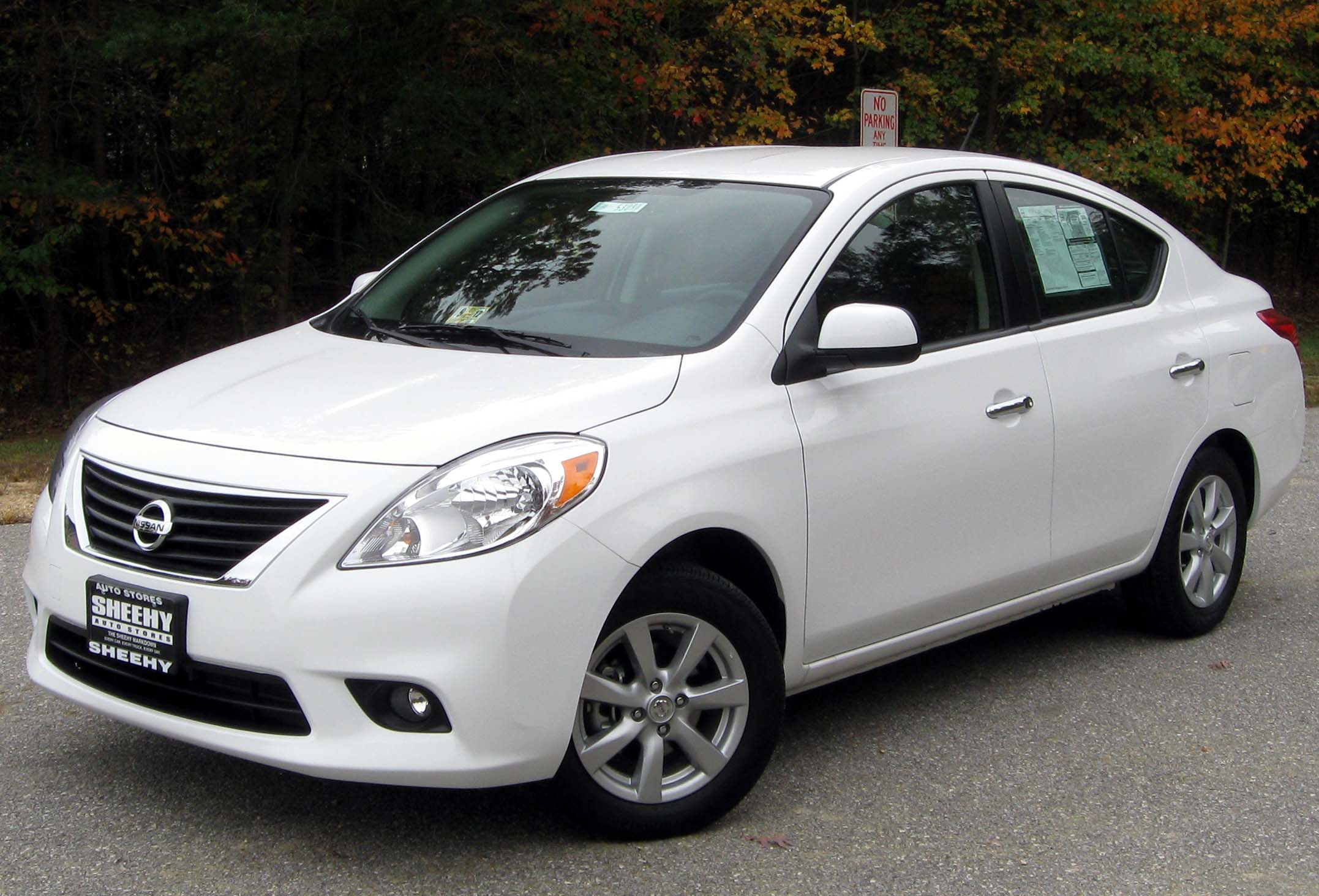 nissan versa archives the truth about cars. Black Bedroom Furniture Sets. Home Design Ideas