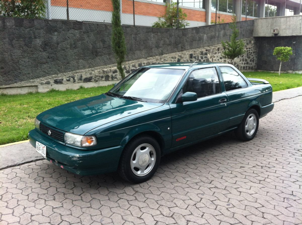 Nissan Tsuru Gsr 2000 Archives The Truth About Cars Sentra Engine Diagram In