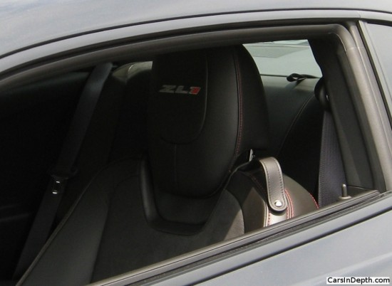 2013 Chevrolet Camaro ZL1 - Photo courtesy of CarsInDepth.com