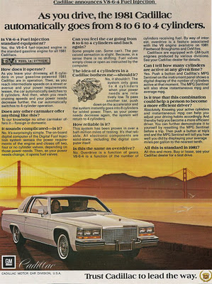 Cadillac V8-6-4 Archives - The Truth About Cars