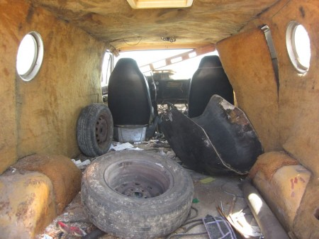 Junkyard Find: 1972 Dodge Tradesman Custom Van - The Truth