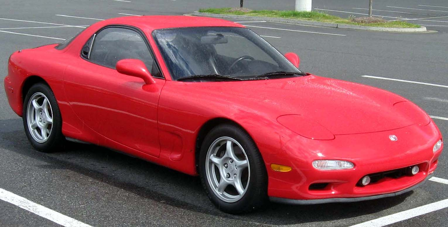 mazda rx-7 archives - the truth about cars