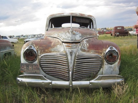 Junkyard Find 1941 Plymouth Special Deluxe Sedan The Truth About Cars