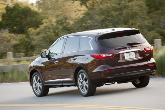Review 2013 Infiniti Jx35 Video The Truth About Cars