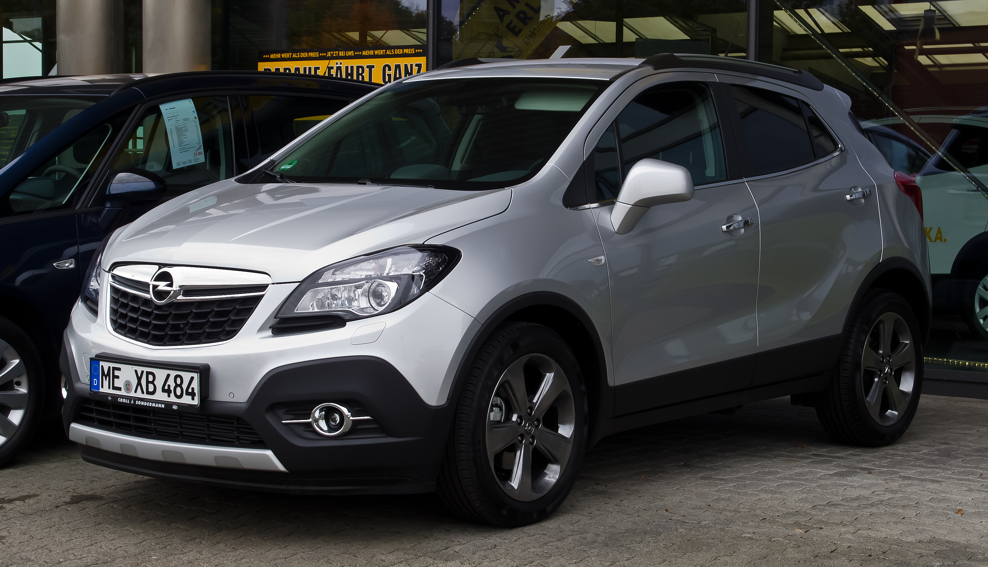 Unions Want GM To Make Mokka In Europe The Truth About Cars - Buick encore wiki