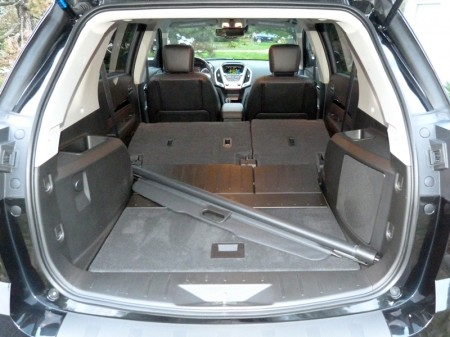 Review 2013 Gmc Terrain Denali V6 The Truth About Cars