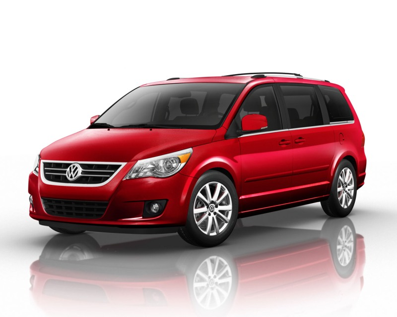 Despite rumors of its impending demise the volkswagen routan will
