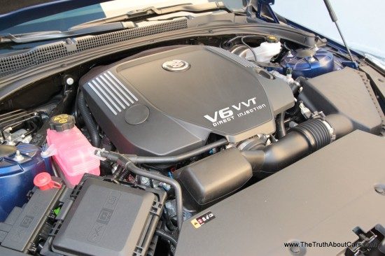 Review 2013 Cadillac Ats 36 Awd Video The Truth About Cars