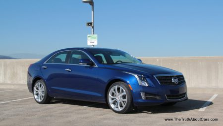 Review: 2013 Cadillac ATS 3.6 AWD (Video) - The Truth About Cars