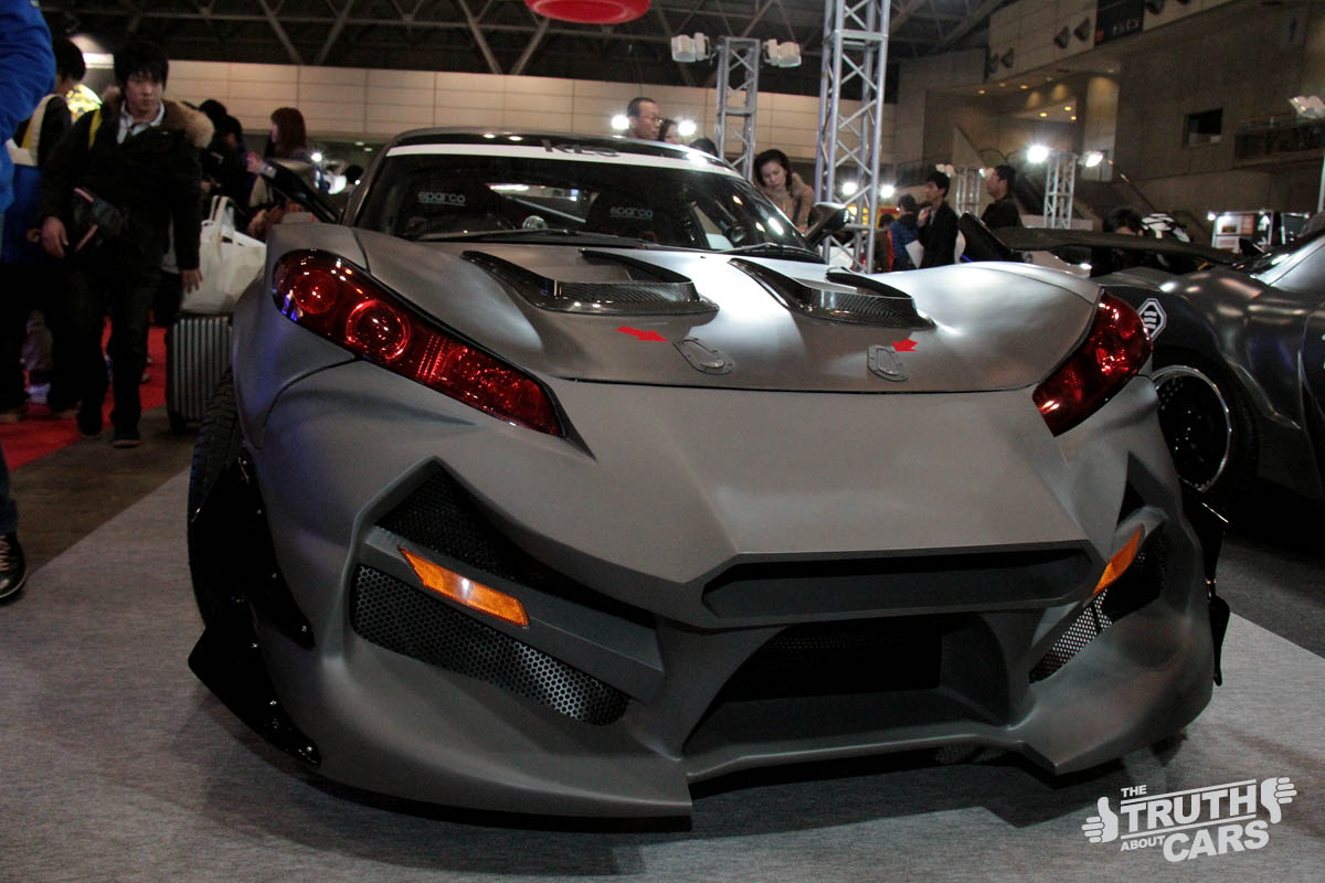 Tokyo auto salon 2013 archives the truth about cars for 2013 tokyo auto salon