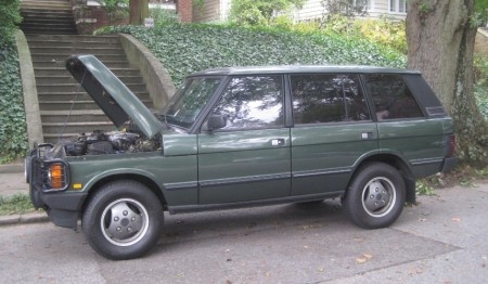 Doug S Review 1995 Range Rover Classic The Truth About Cars