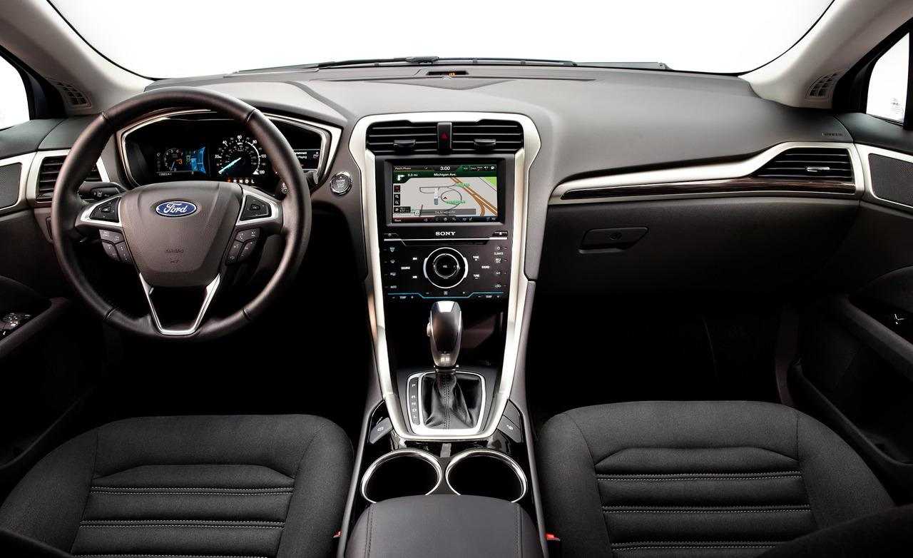 capsule review: 2013 ford fusion se 1.6t - the truth about cars