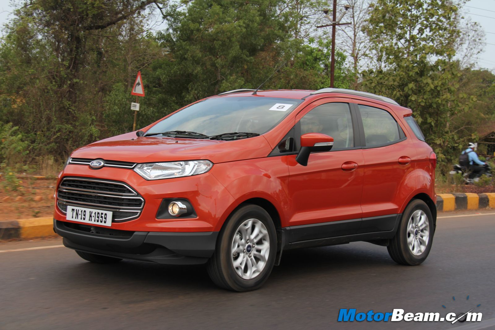 Ford EcoSport 10Litre EcoBoost Review