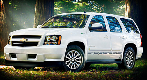 Today Dear Readers I Come To You With Some Bad News Chevrolet Is Cancelling The Tahoe Hybrid This A Major Event So In Fact